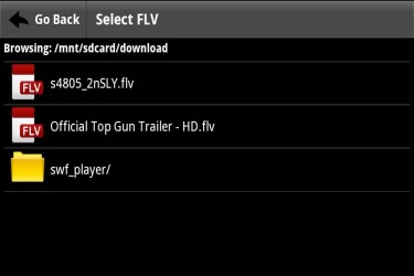 Imagen de FLV Player
