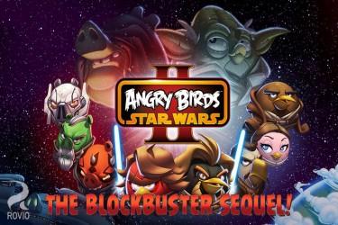 Imagen de Angry Birds Star Wars II Free