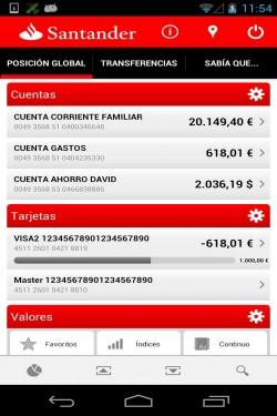 Imagen de Banco Santánder - Banca Particulares