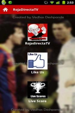 Imagen de RojaDirectaTV