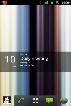 Imagen de Simple Calendar Widget
