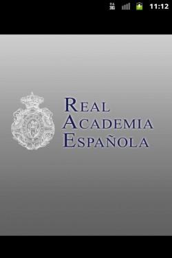 Imagen de Diccionario de la RAE