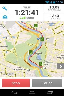 Imagen de RunKeeper - GPS Correr Caminar