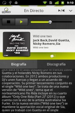 Imagen de Máxima FM para Android