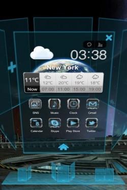 Imagen de Next Launcher 3D