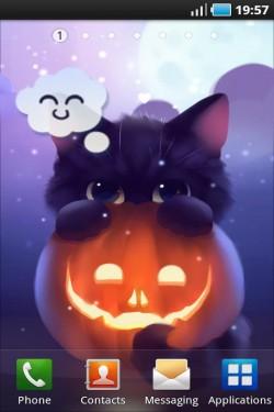 Imagen de Halloween Kitten