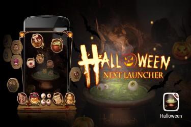 Imagen de Next Launcher Theme Halloween