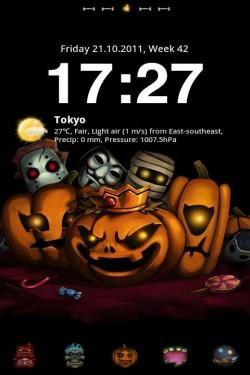 Imagen de Halloween GO Getjar Theme