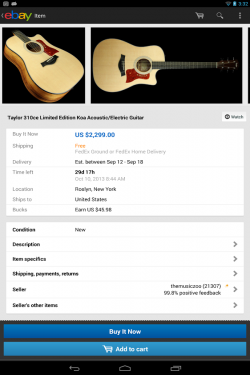 Imagen de App oficial de eBay