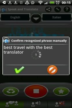 Imagen de Traductor Speak & Translate
