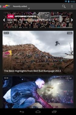 Imagen de Red Bull TV