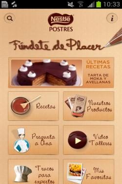 Imagen de Nestlé Postres