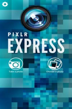 Imagen de Pixlr Express