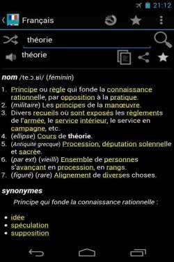 Imagen de Diccionario francés