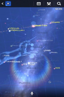 Imagen de Mapa Estelar ?