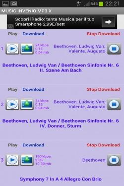 Imagen de descarga música gratis Invenio