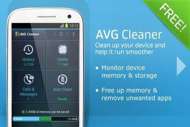 Imagen de AVG Memory & Cache Cleaner