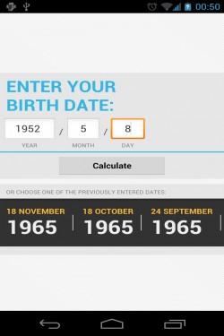 Imagen de Life Calculator