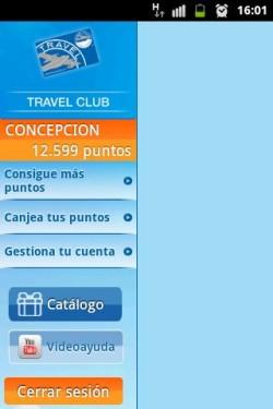 Imagen de Travel Club App