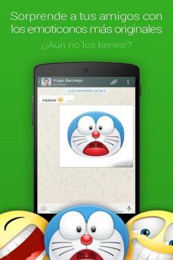 Imagen de Nuevos Emoticonos WhatsApp