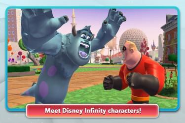 Imagen de Disney Infinity: Action!