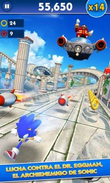 Imagen de Sonic Dash