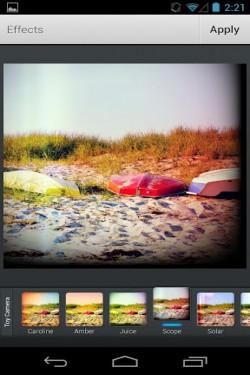 Imagen de Aviary Effects: Toy Camera