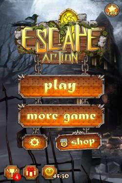 Imagen de Acción Escape