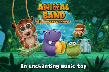 Imagen de Animal Band ~ Nursery Rhymes