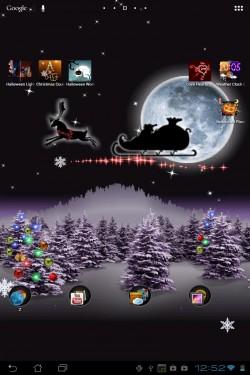 Imagen de Christmas Live Wallpaper Free