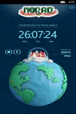 Imagen de NORAD Tracks Santa