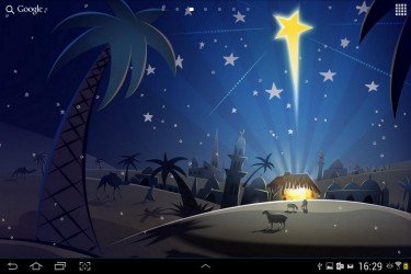 Imagen de Protector de Pantalla de Navidad