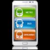 new Madrid Metro Bus Cercanias