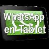 Instalar WhatsApp en Tablet