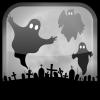 Halloween fantasma fondo