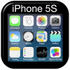 iPhone 5S Launcher Theme