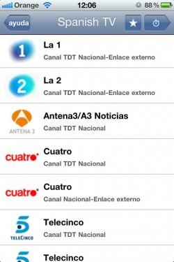 Imagen de Spanish TV