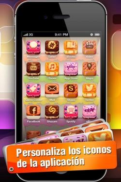 Imagen de App Iconos