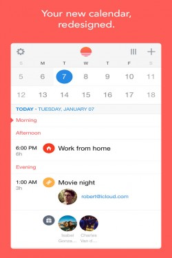 Imagen de Sunrise Calendar - for Google Calendar, Exchange and for iCloud