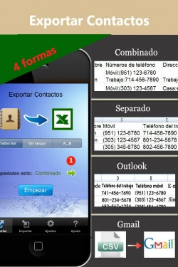 Imagen de Excel Contacts