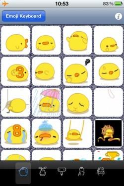 Imagen de New Emoji for SMS, IM and Notes