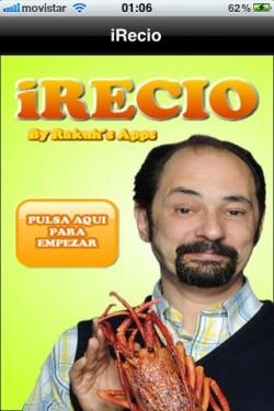 Imagen de iRecio