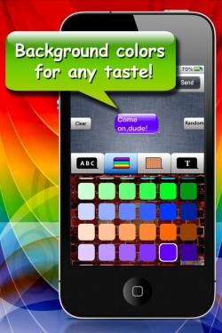 Imagen de Color Text for iMessage & Whatsapp