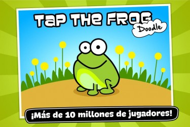 Imagen de Tap the Frog: Doodle