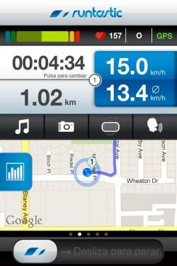 Imagen de Runtastic PRO GPS