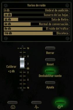 Imagen de Sonómetro - Vúmetro