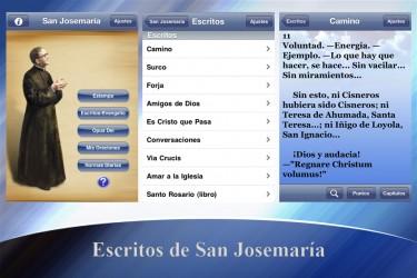 Imagen de San Josemaría