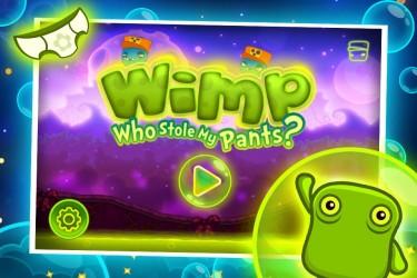 Imagen de Wimp: Who Stole My Pants?