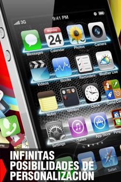 Descargar Tunea Tu Pantalla 2 1 1 para iOS