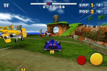 Imagen de Sonic & SEGA All-Stars Racing